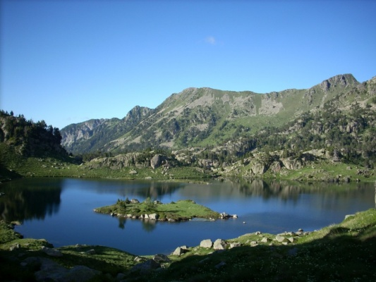 Llac a Colomers