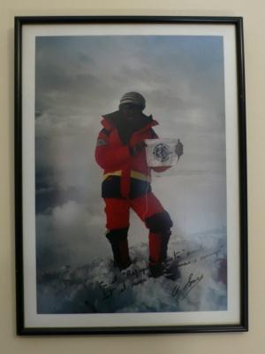 Toni Sors. Mt.Everest.